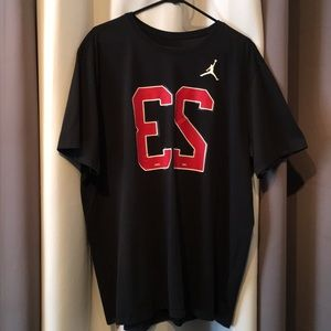 Jordan Nike number T-shirt size xxl